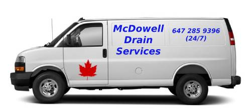 McDowell Drain Services Logo